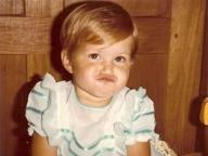 このベビーは誰? 人気モデルの幼少期をプレイバック!