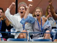 全米オープンテニス2018の会場にセレブが大集結! ジジ&ベラ姉妹にジョナス・ブラザーズのダブルデート2連発も