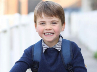 英王室いちのハッピースマイル!  3歳になったルイ王子、とびきりの笑顔で保育園デビュー