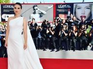ナタリー・ポートマン、第2子を妊娠! ベネチア国際映画祭でふっくらお腹を披露