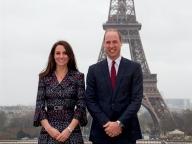 ウィリアム王子&キャサリン妃、初のパリ公式訪問へ! 華麗なるスタイリングに話題集中