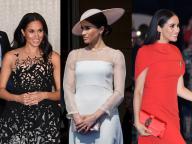 英王室で自己流を貫いたメーガン妃。わずか2年のプリンセス期間とファッション革命ぶりを振り返る