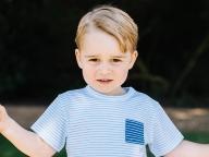 3歳の誕生日を迎えたジョージ王子、父ウィリアムいわく「甘やかされすぎ」⁉︎