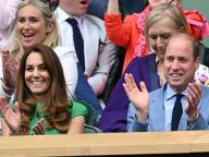 キャサリン妃、鮮やかなドレス姿でウィンブルドン選手権にカムバック! トム・クルーズも噂の新恋人と観戦