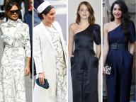 ヴィクトリアvsメーガン妃も! ドレスが被ったセレブの着こなしを勝手にジャッジ 2019上半期編