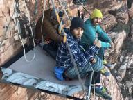 ジャレッド・レト、地上180メートルから落下寸前! ロッククライミングで「危うく死にかける」