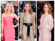 第75回ベネチア国際映画祭でセレブたちが魅せた! 注目の受賞作&名ドレスを一挙公開