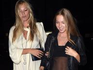 抜群のセンスは母譲り? ケイト・モスの娘、ライラのシースルードレス姿に熱視線が集中