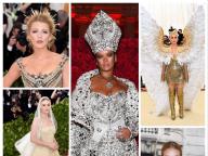 豪華セレブのドレスルックにため息! 年に一度のファッションの祭典・メットガラ2018が開幕
