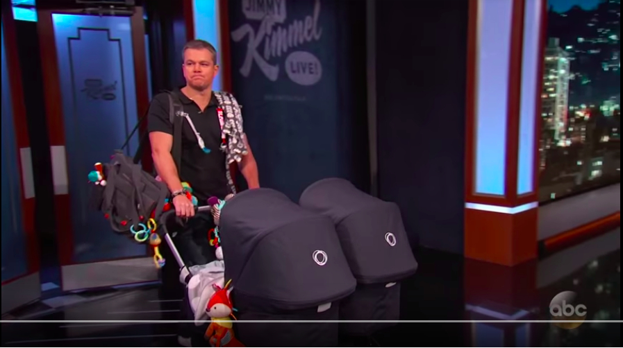 Screenshot : Youtube(Jimmy Kimmel Live)