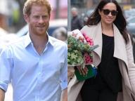 女優メーガン、ハリー王子のイニシャル入りネックレスで堂々交際宣言!