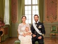 出産ラッシュのスウェーデン王室。洗礼式で見せたアレキサンダー王子の貫禄が話題に