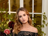 LILY JAMES/リリー・ジェームズ