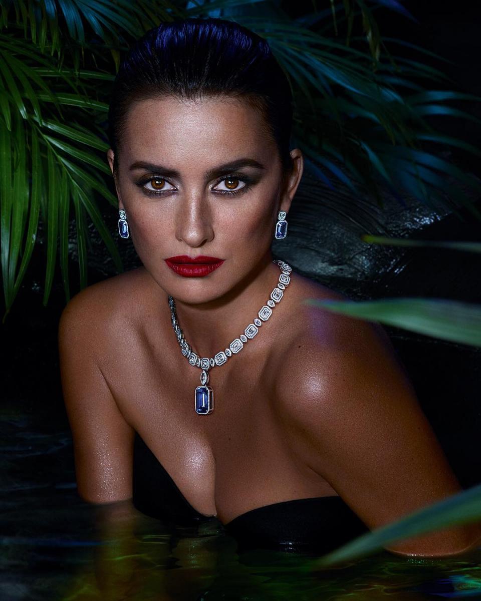 ⑦ハリウッドを代表するラテン美女、ペネロペ・クルス、不変の美に賞賛が!