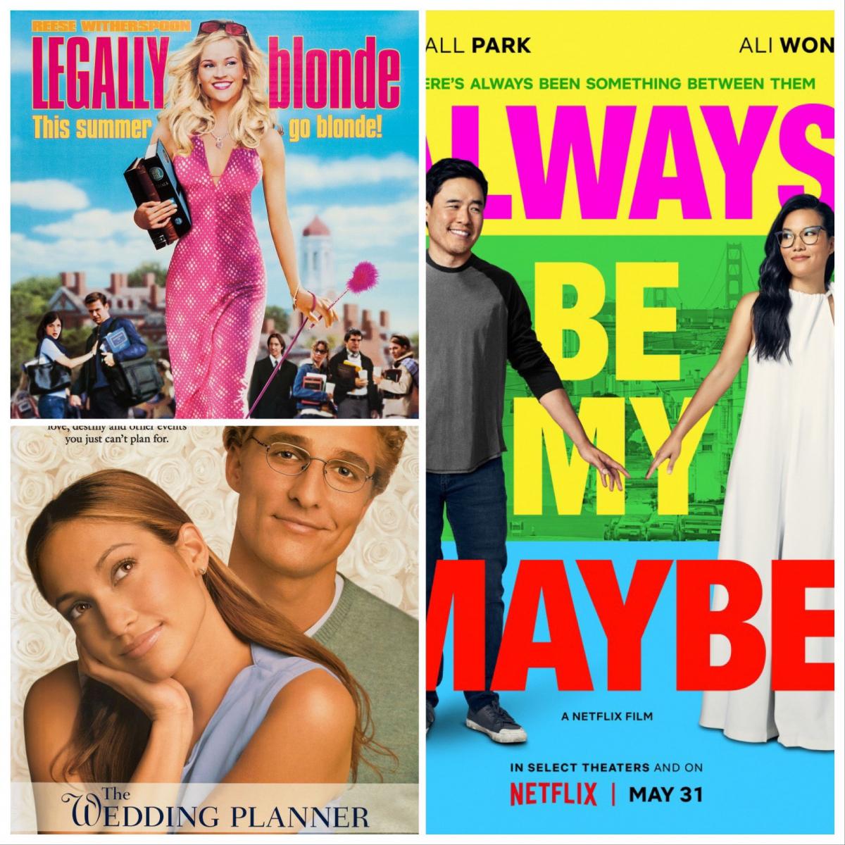 【キャリアと恋、どちらも手に入れたい!編】多忙な毎日を過ごすあまり、恋愛は二の次!になっている女性も多いのでは? そんなときに観たいのが、『キューティ・ブロンド』(2001)、『いつかはマイ・ベイビー』(2019)、『ウェディング・プランナー』(2001)の3作。