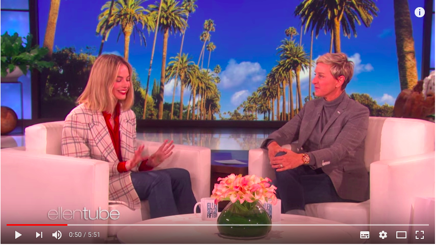Photo : Youtube (TheEllenShow)