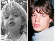 4歳にしてロックスターの貫禄! ミック・ジャガーと瓜ふたつな息子デヴロー、父ゆずりの表情&オーラで世間を圧倒
