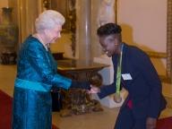 英王室がリオ五輪のメダリストたちをバッキンガム宮殿に招待!