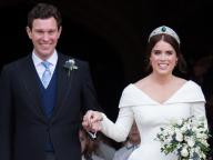 ロイヤルベビーの初写真を公開! 英王室のユージェニー王女、第一子となる男児が誕生