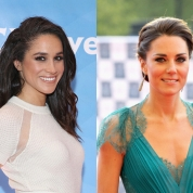 外見からファッションまで。ハリー王子の新恋人とキャサリン妃には、意外な共通点がたくさん!