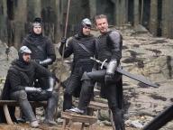 デヴィッド・ベッカムが騎士役で俳優デビュー! クールな鎧姿にファン歓喜