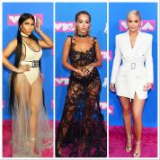 サプライズ続出! 「MTVビデオ・ミュージック・アワード2018」名場面&ドレススタイルを大特集