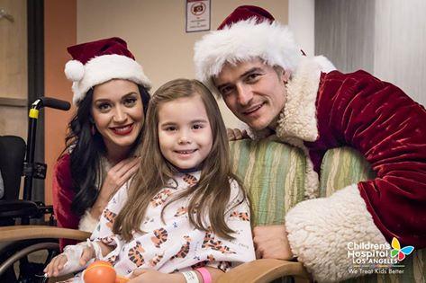 Photo : Facebook (Children's Hospital Los Angeles)
