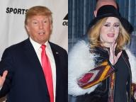 【セレブ速報】歌手アデル、共和党候補ドナルド・トランプに曲を使用されるのはイヤ!?