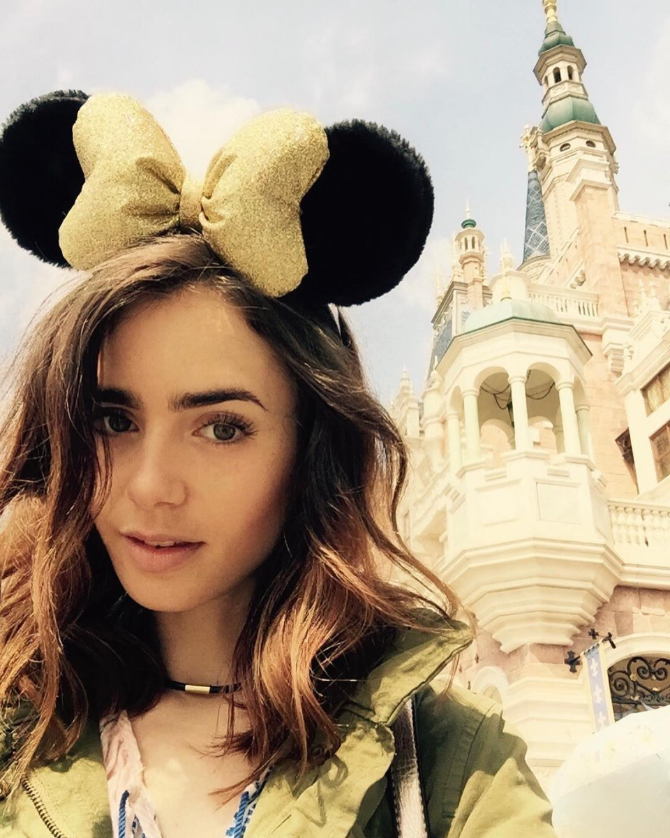 Photo : Instagram (lilycollins)