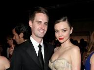 ミランダ・カー、大富豪の婚約者と結婚! ロサンゼルスの挙式にはセレブ仲間ら50人が集結