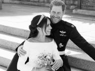 ヘンリー王子&メーガン妃夫妻が上位を独占! 英王室のSNSで最も反響があった写真のランキングが公表される