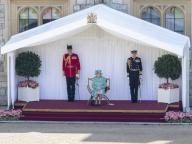 """""""対コロナ仕様""""で敢行! エリザベス女王のバースデーを祝うビッグイベントが今年も開催"""