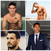 ハリウッド俳優顔負け! 2018 FIFA ワールドカップで見逃せない、世界のイケメン選手22人