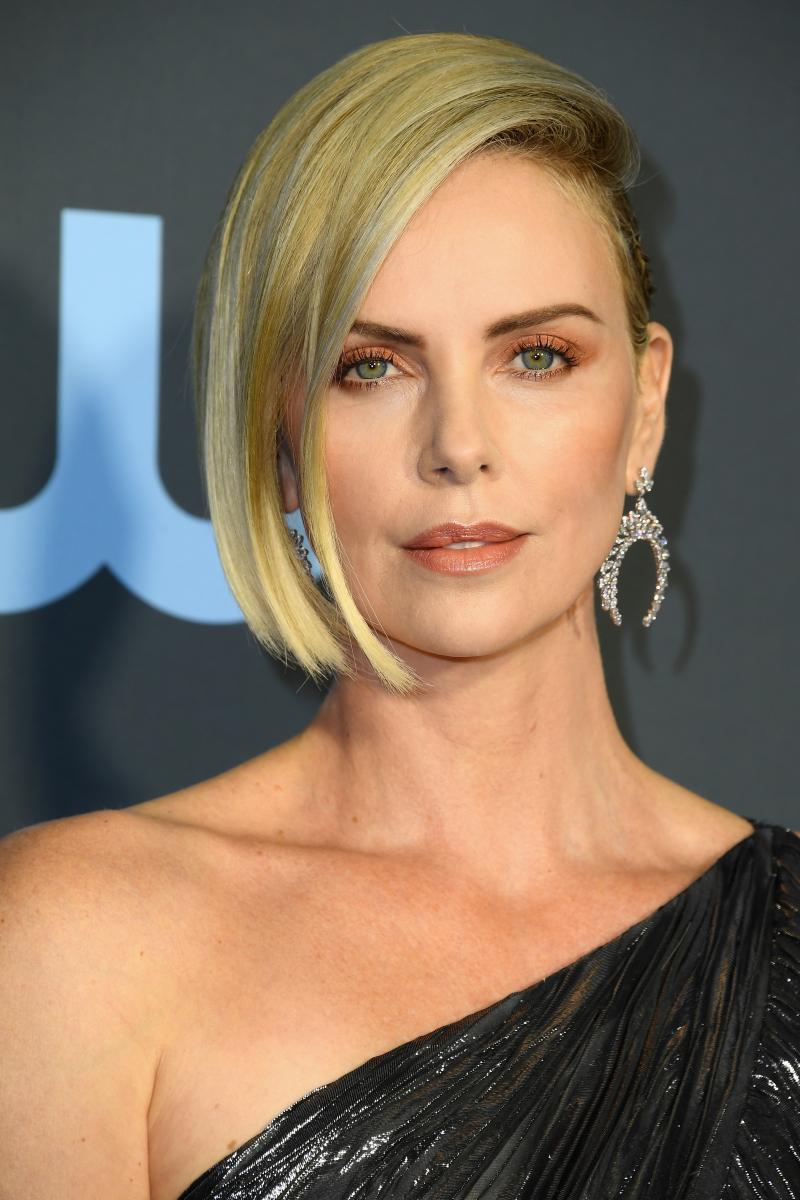 ハリウッドビューティを代表する大女優、シャーリーズ。ショーンに続き、人気俳優のハートをゲット?
