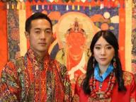 ワンチュク国王夫妻に負けぬ美男美女! ブータン王室に新カップル誕生