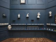 オフィシーヌ・ユニヴェルセル・ビュリーの期間限定店がルーブル美術館にオープン