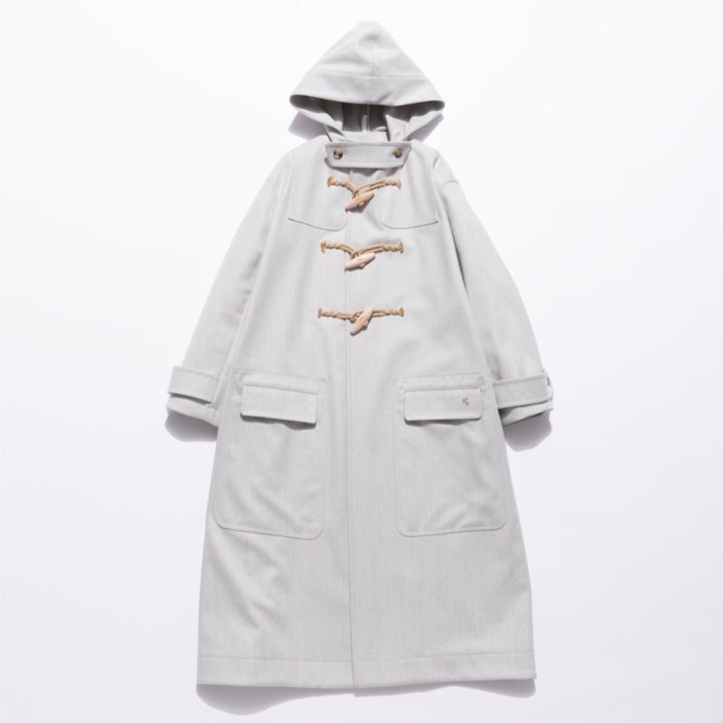 雪の日にこそホワイトコート【ザ・リラクス】