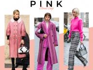 【ピンク】永遠の人気カラーをスタイリッシュにまとって