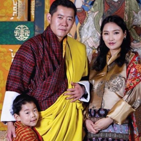 ブータン国王夫妻に第二子となるロイヤルベビーが誕生! 4歳の王子も大喜び - セレブニュース | SPUR