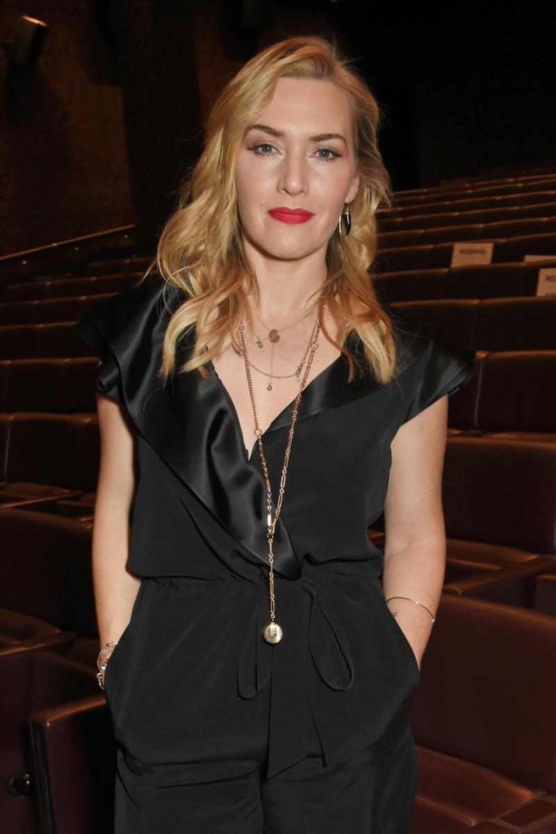 大ヒット作『タイタニック』や『エターナル・サンシャイン』など、数多くの作品に出演し続ける演技派女優のケイト・ウィンスレット。