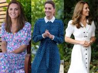 英国デザイナーをサポート! キャサリン妃がコロナ禍で披露した6スタイルを一挙大公開