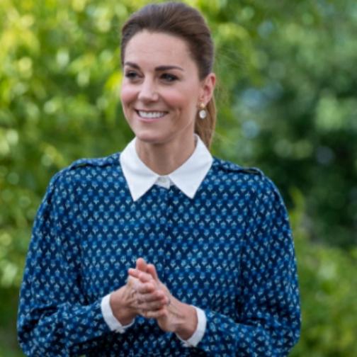 またもカブった! キャサリン妃、デンマークのメアリー妃とお揃いのワンピースで公務へ - セレブニュース | SPUR