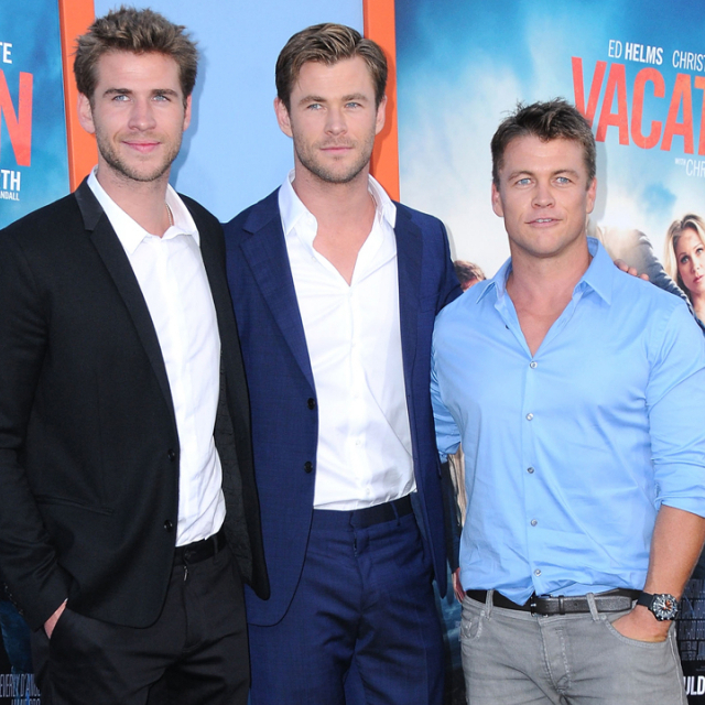 ハリウッドが誇る美ブラザーズ! サーフィンを楽しむヘムズワース3兄弟の肉体美にうっとり