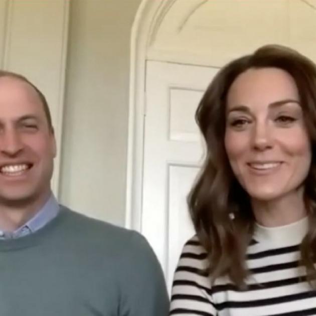 キャサリン妃、英王室メンバーとのZoom交流は「慌ただしい」と告白! 原因は末っ子のルイ王子 - セレブニュース | SPUR