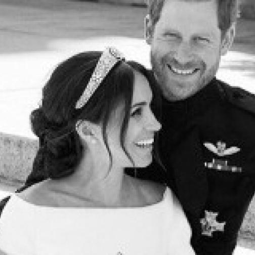 ヘンリー王子&メーガン妃夫妻が上位を独占! 英王室のSNSで最も反響があった写真のランキングが公表される - セレブニュース | SPUR