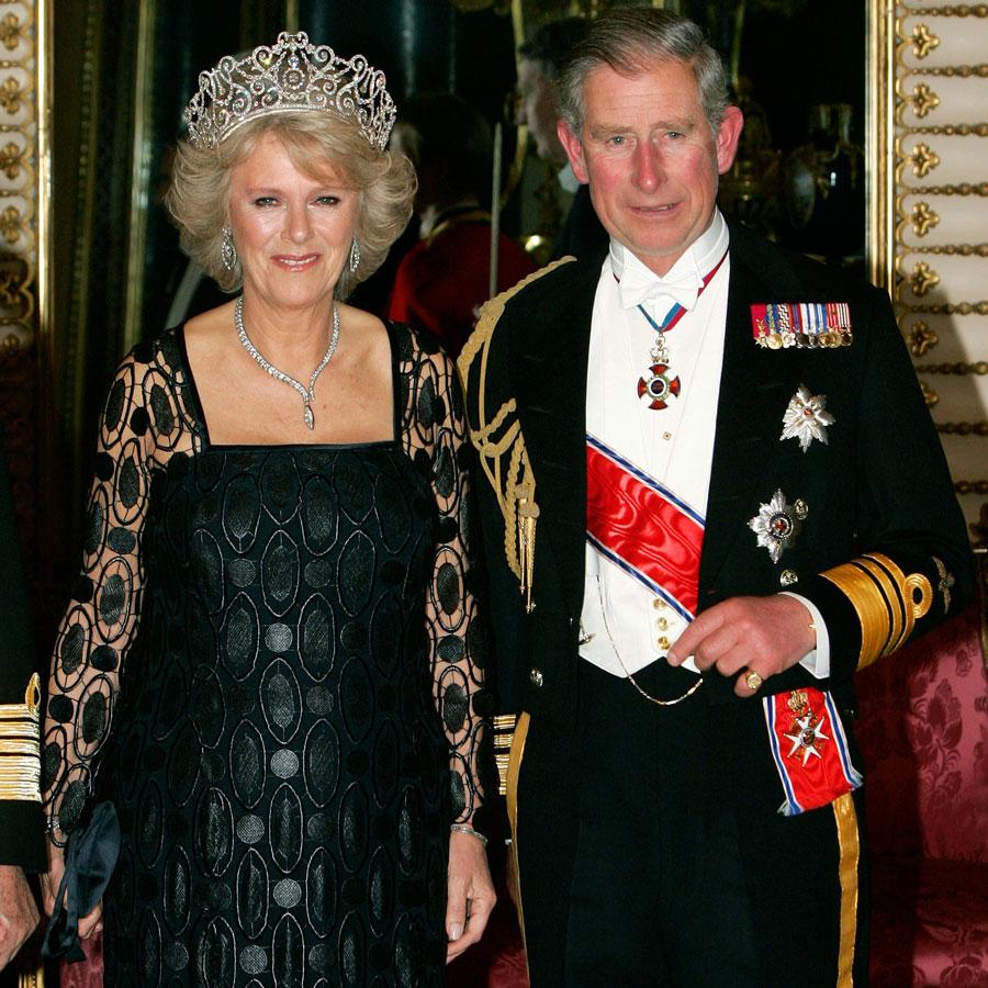ダイアナ元妃とチャールズ皇太子を離婚に追い込んだ存在とも言われるカミラ夫人。独身だったチャールズ皇太子と1年ほど交際するも破局し、カミラ夫人は別の人と、チャールズ皇太子もダイアナ元妃と結婚。一時期は離れていたふたりだったが、なんと関係を復活! W不倫として、世間から激しいバッシングを受けた。  加えて、1997年のダイアナ元妃の不幸な事故死によって、さらなる非難を浴びることになったふたり。しかしその後も密かな交際を続け、8年後にエリザベス女王(94)から認められると正式に結婚。壮絶な経験が逆にふたりの絆を深めたのか、現在も変わらぬ仲良しぶり。