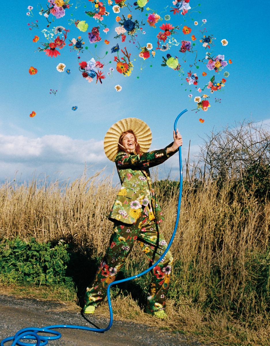 空に幸せの花を撒こう