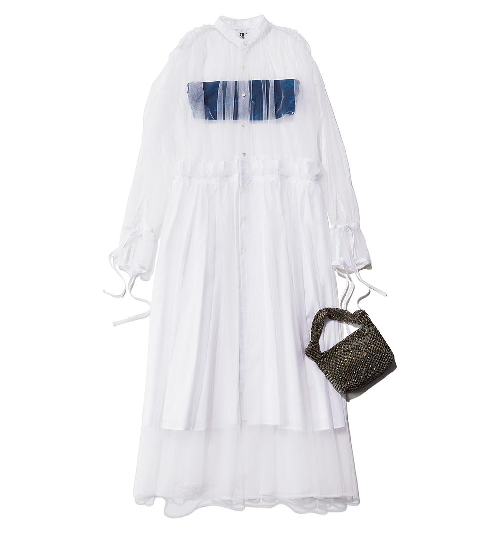 TRANSPARENT DRESS 93