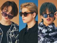 新連載「JO1 The Dream Goes On!」 河野純喜さん、金城碧海さん、鶴房汐恩さんが選ぶサングラスは?