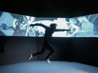 森山未來が踊った!「旅するルイ・ヴィトン」展で一夜限りのパフォーマンス